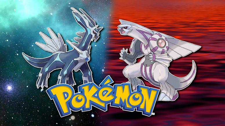 Pokemon Brilliand Diamond & Shining Pearl