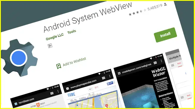 Android System WebView - Android App Free Download