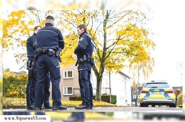 Detmold Germany - Killed Toddler - 15-Year-Old Half-Sister Arrested