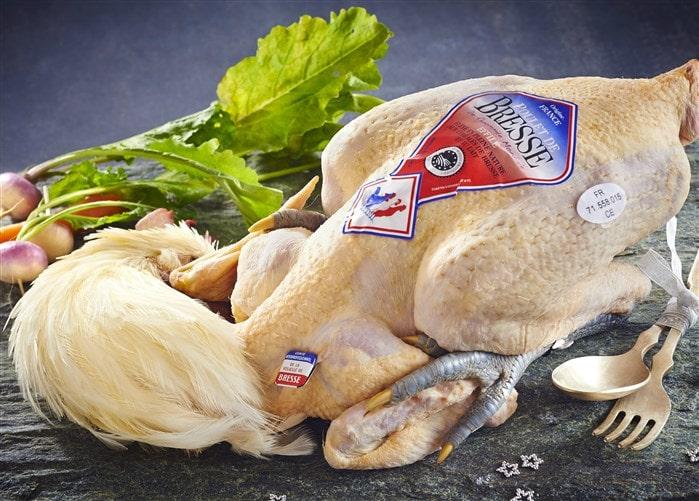 En değerli etlik tavuk türleri listesi bresse