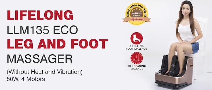 Best leg foot massager   Best foot massager in india