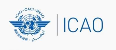 The International Civil Aviation Organization (ICAO) Logo and Seal