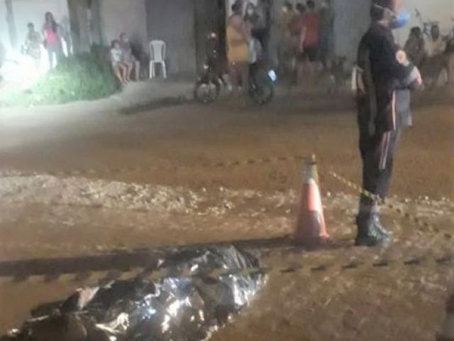 Homem morre na porta do Batalhão pedido socorro em Sousa