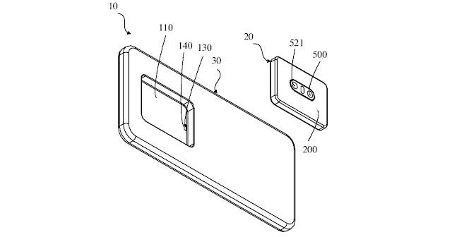 OPPO-detachable-camera-patent