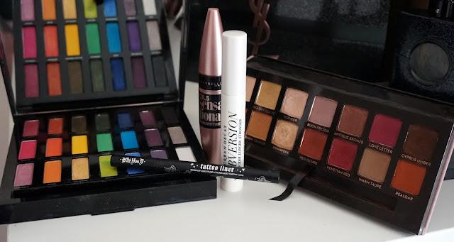 Modern Renaissance Palette Makeup ABH