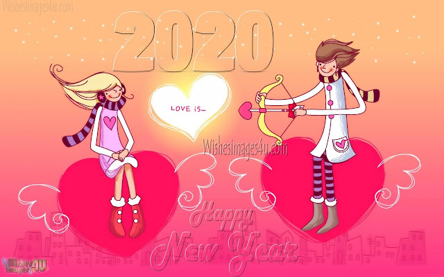 New Year 2020 Love Images HD