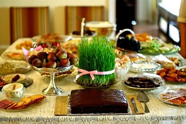 Traveling through Iran in Nowruz, the Parsi New Year