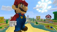 [Wii U] Minecraft : 3 vidéos pour le pack Super Mario Mash Up