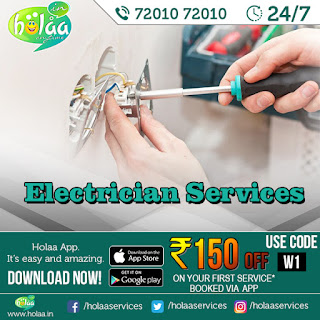 Electrician Services in Naranpura