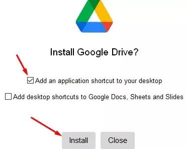 Cara Menambahkan Google Drive ke File Explorer di PC Windows 10-2
