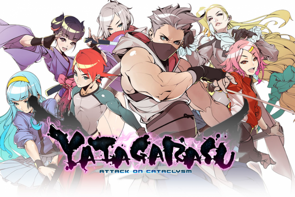 Yatagarasu Attack on Cataclysm Arcade Dump