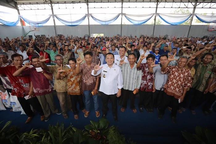 Mantap, Daya Saing Lampung Meningkat
