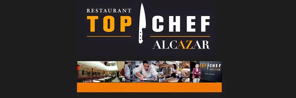 restaurant l'Alcazar à Paris pour Top Chef