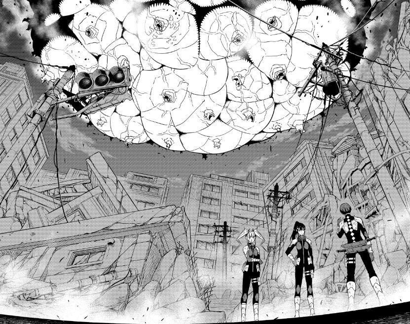 Kaiju Susulan Berukuran Raksasa
