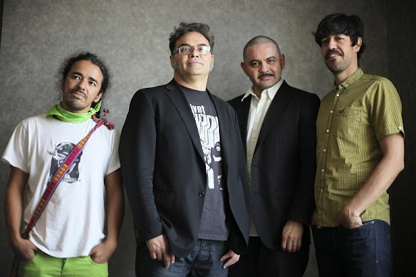 Café Tacvba y Molotov cancelan su participación en concierto de ayuda a los damnificados