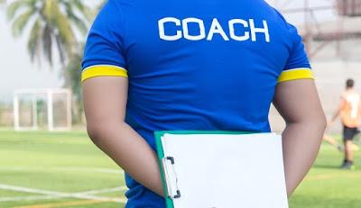 Pelatih Sepak Bola part (1)