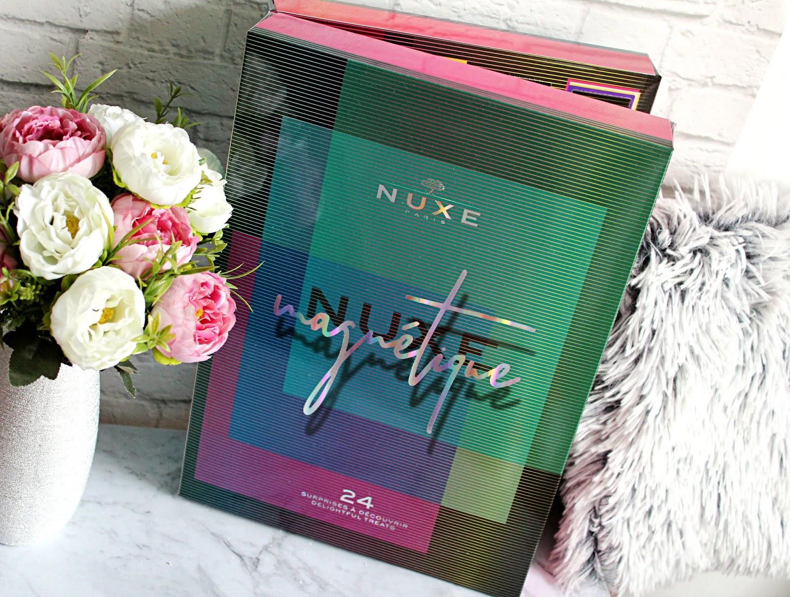 Kalendarz adwentowy Nuxe 2019