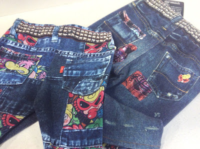 HYSTERIC MINI Like a Denim Series (牛仔布風系列)