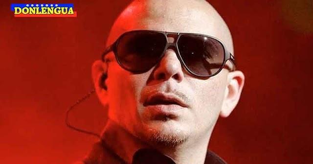Pitbull lanzó en vivo un fuerte mensaje contra los que inmigrantes que se quejan de todo en los Estados Unidos