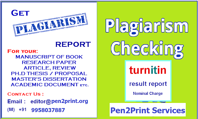 PLAGIARISM REPORT FOR THESIS