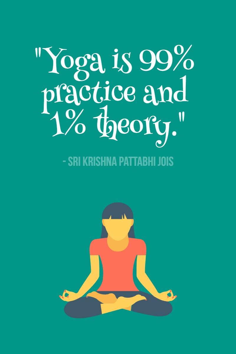 Quotes Yoga 50 Motivational Quotes To Encourage You To Give Yoga A Try  Loud Life