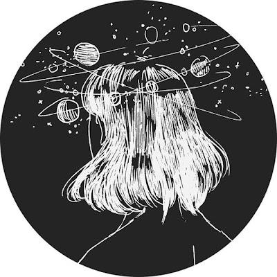 افتار رسومات نجوم وكواكب افضل افتار على مواقع التواصل