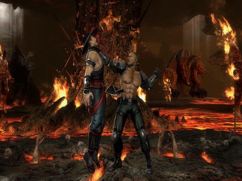 Mortal Kombat Komplete Edition Highly Compressed Free Download