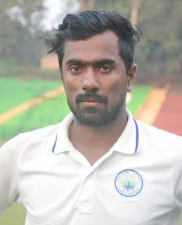 राहुल डागर की घातक बल्लेबाजी से डीडी अरावली जीता
