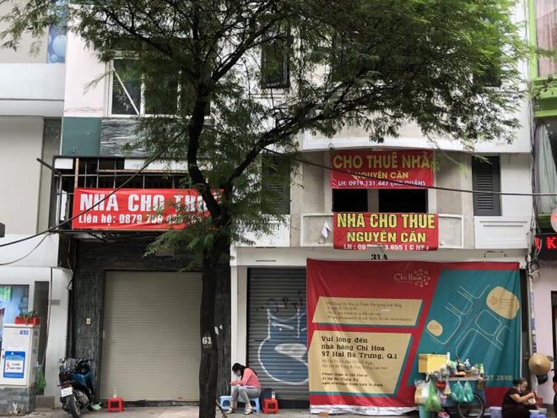 Mặt bằng bán lẻ hậu COVID-19: Nhà phố thất thế, trung tâm thương mại lên ngôi