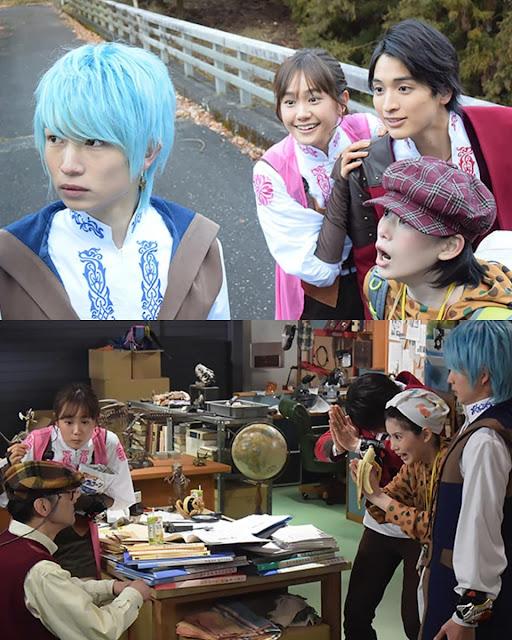 Kishiryu Sentai Ryusoulger Episode 2 Preview!