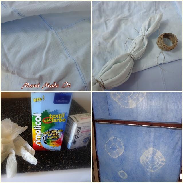 Batiken - Tie Dye