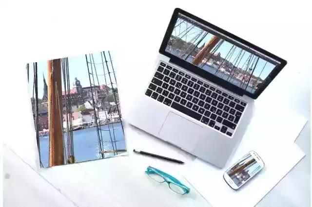 كيف يمكنني تحرير الصور على جهاز الكمبيوتر الخاص بي؟