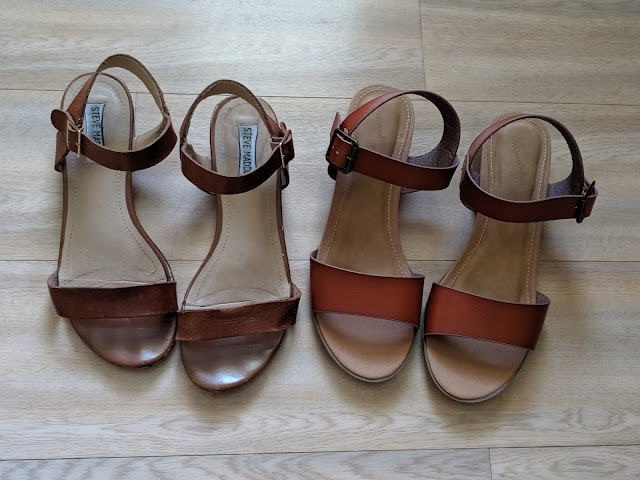 The best brown sandals on kristenwoolsey.com