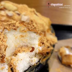 Injeolmi Bingsu of Hobing Korean Dessert Cafe
