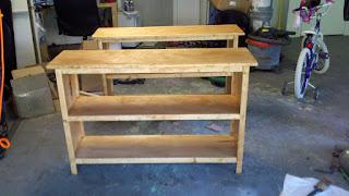 Beginning carpentry, success!