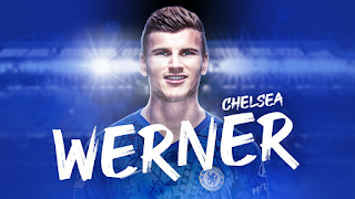 Timo Werner's likely shirt number at Chelsea revealed