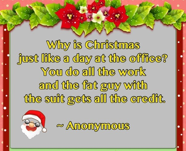 Funny Christmas Quotes For Cards