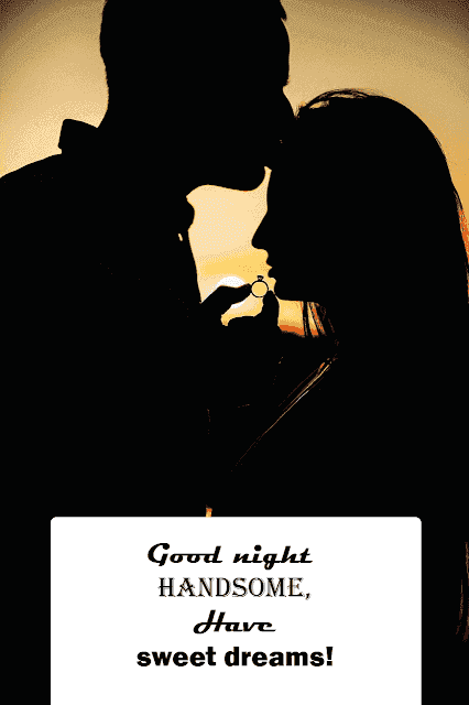 Good night my love images for him
