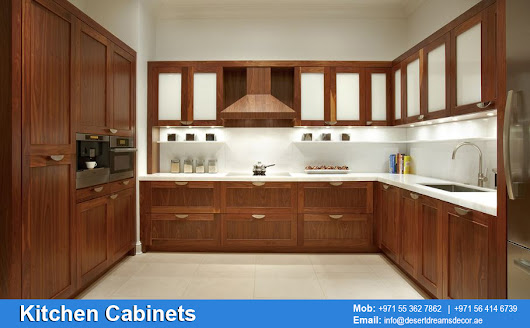 CUSTOM BUILT CABINETS UAE | WOODEN CABINETS IN UAE.