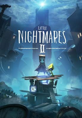 Capa do Little Nightmares 2