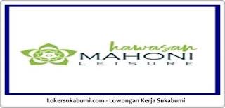 Lowongan Kerja Gurame Mahoni Sukabumi Terbaru