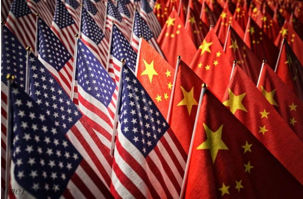 Ugly Face': American and Chinese trade
