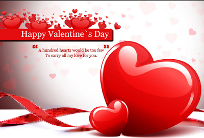Valentine Day Wishes and Messages 2017