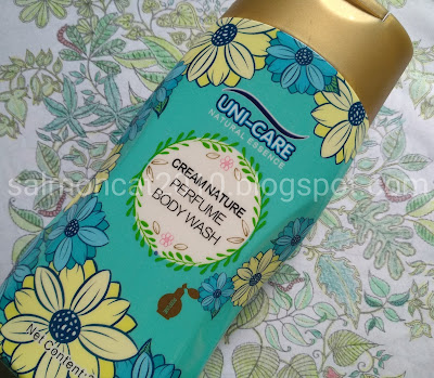 unicare perfume body wash