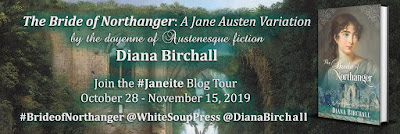 Blog Tour: The Bride of Northanger by Diana Birchall