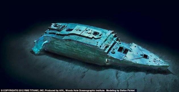 Titanic wreck-1