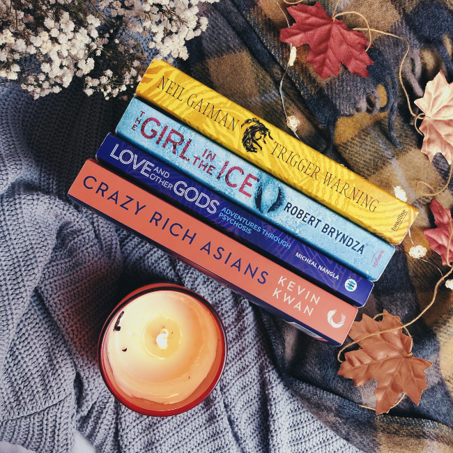 Overdue October reading wrap up