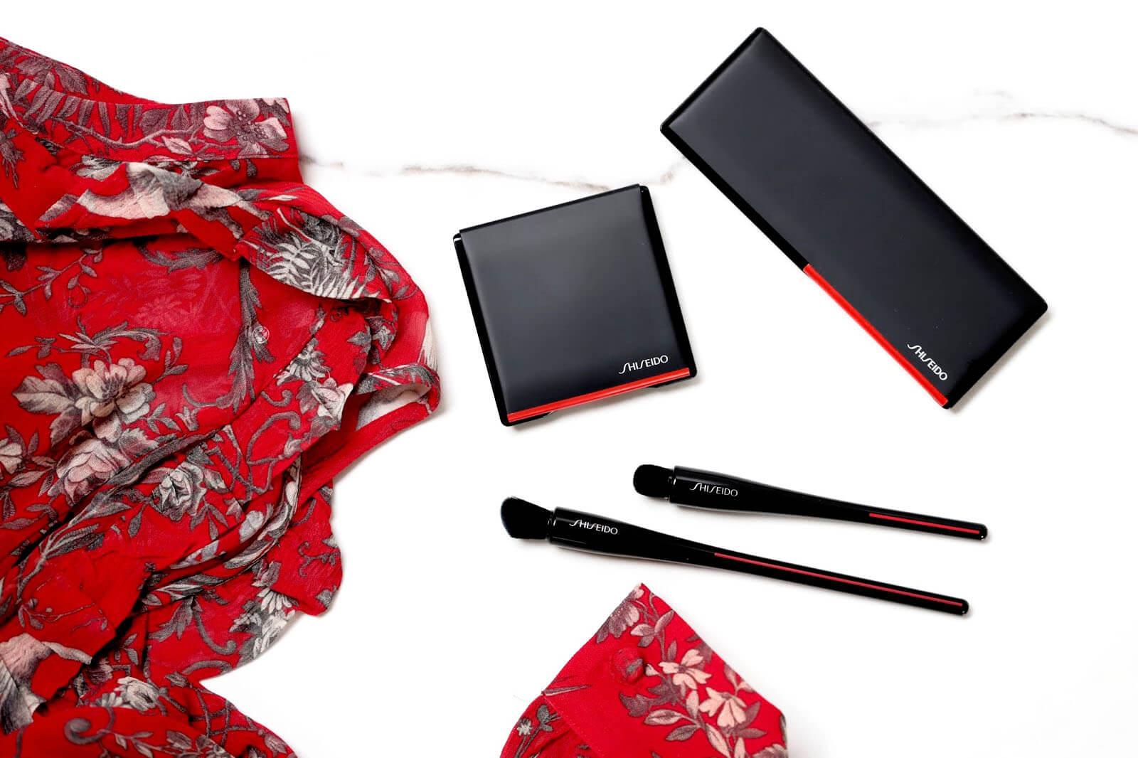 Shiseido Maquillage Test et Avis