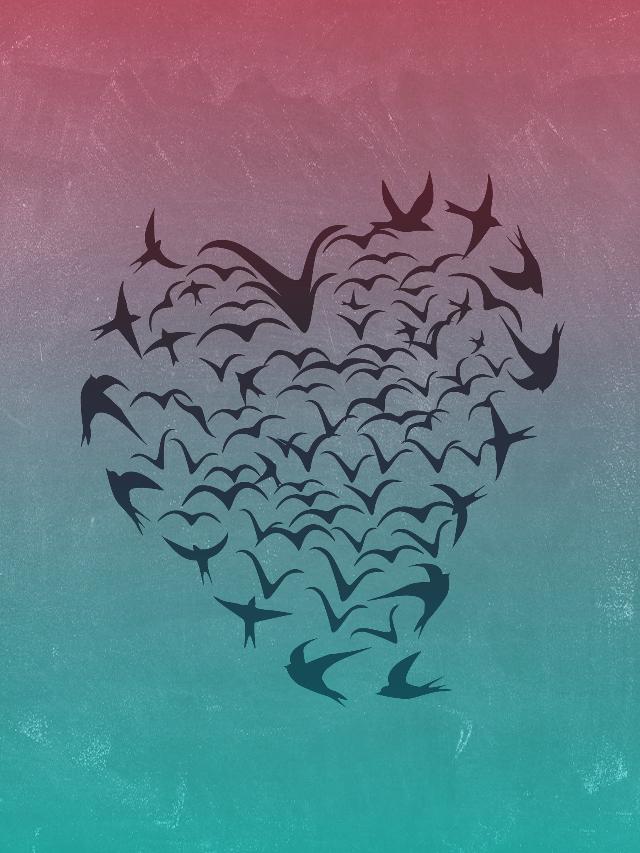 Ilustrasi cinta