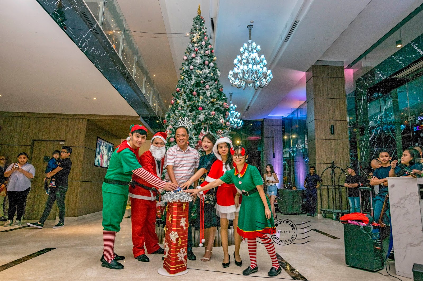 Iconic Hotel Christmas Feast 2018